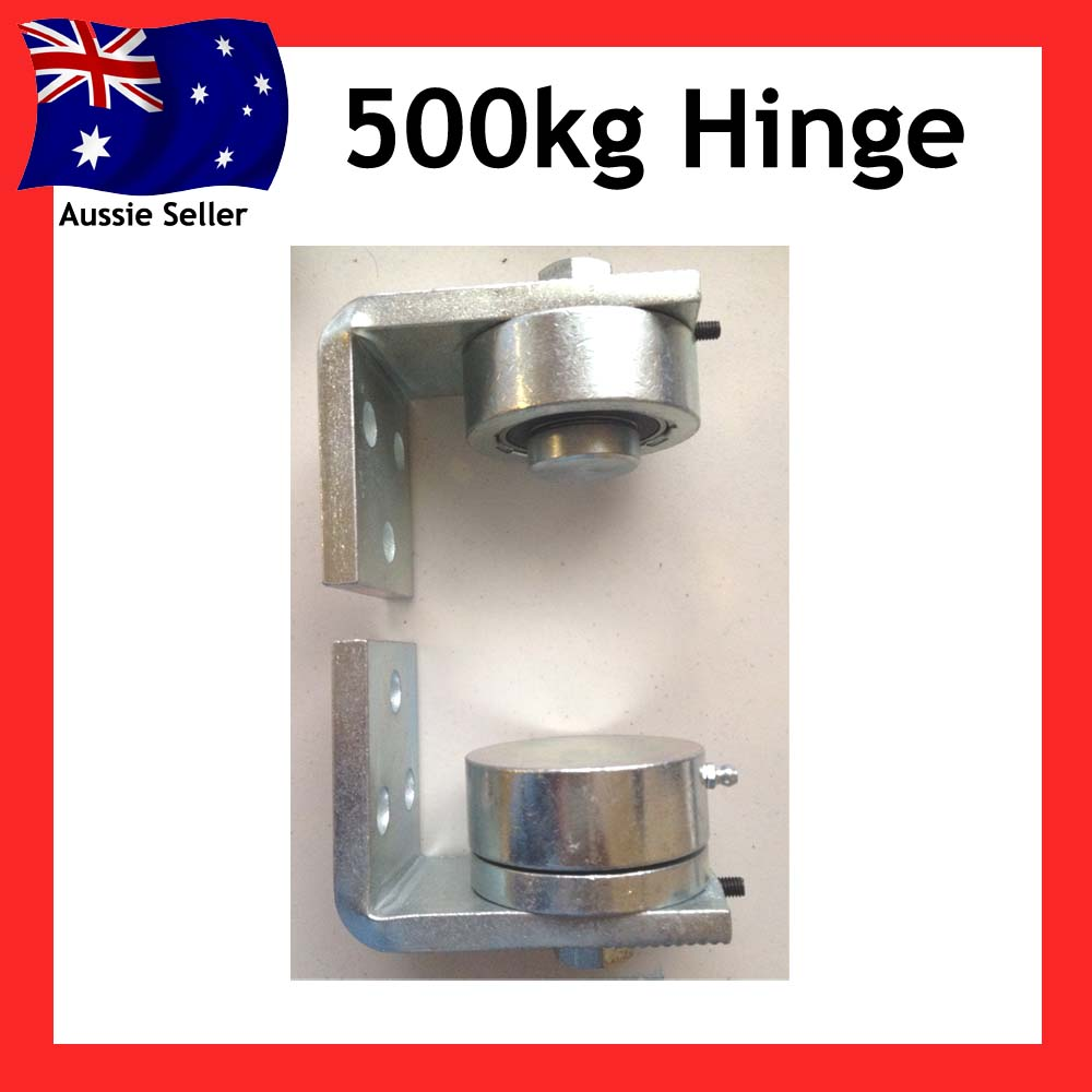 Ball bearing gate hinge heavy duty kg swing gates