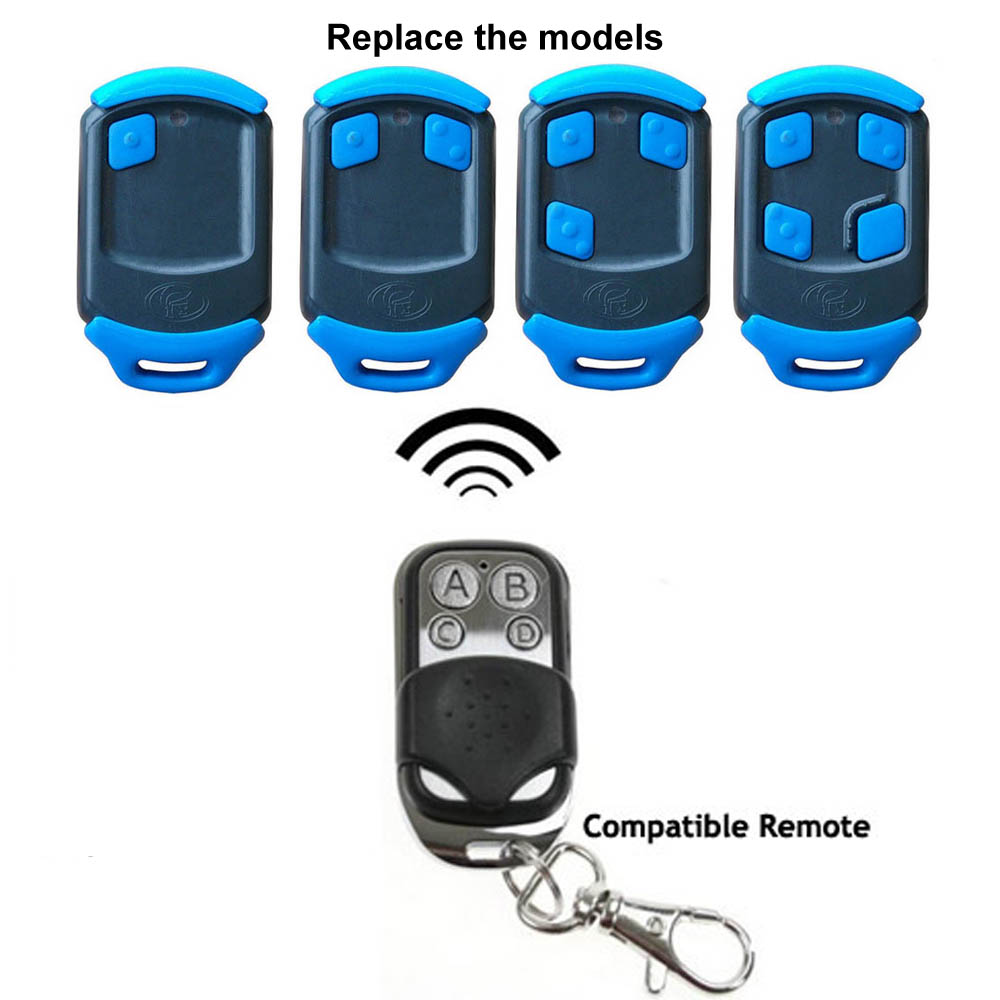 CENTSYS NOVA Blue button compatible remote controls ...